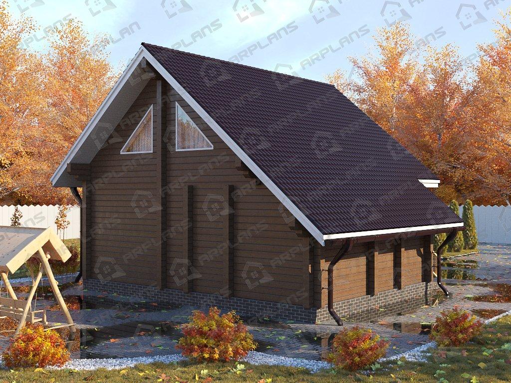 Проект дома ДС-032 (94.31 кв.м)