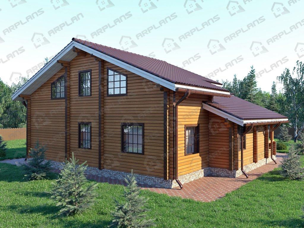 Проект дома ДС-012 (215.67 кв.м)